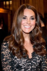 Kate Middleton at St Andrews University