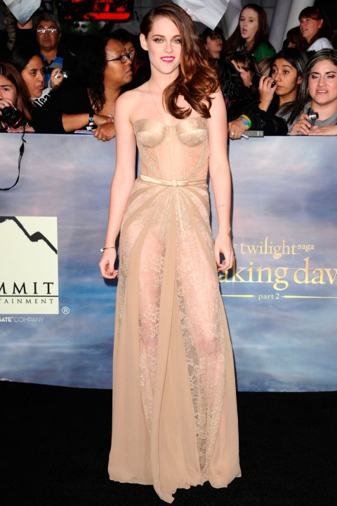 Twilight Breaking Dawn Part 2 premiere