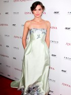 Keira Knightley's Anna Karenina style