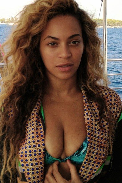 Beyonce - Birthday Celebrations - Celebrity Pictures - Marie Claire - Marie Claire UK