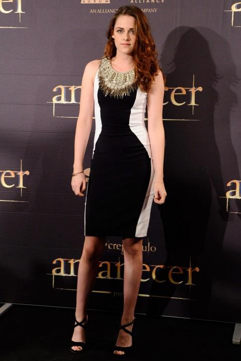 Kristen Stewart - Breaking Dawn Part 2 Madrid