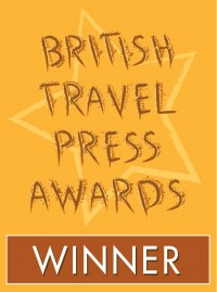British Travel Press Awards 2012