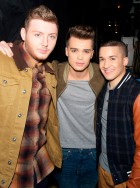 James Arthur, Union J and Jahmene Douglas - X Factor behind the scenes