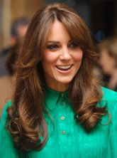 Kate Middleton debuts new hairstyle
