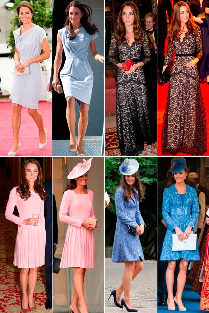 Duchess Of Cambridge Style Re Runs Kate Middleton Style Fashion Pictures Marie Claire