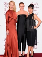 British Fashion Awards 2012 video