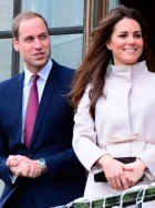 Kate Middleton and Prince William in Cambridge