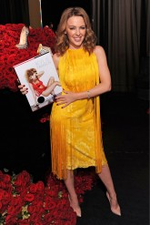 Kylie Minogue - Kylie Fashion book launch - Harrods - Celebrity Pictures - Marie Claire - Marie Claire UK