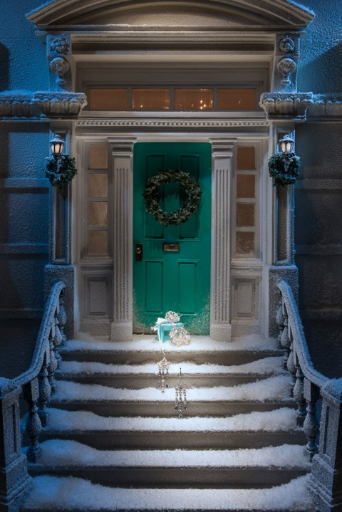 Tiffany and Co Window display