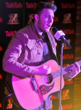 James Arthur - X Factor Secret Gig