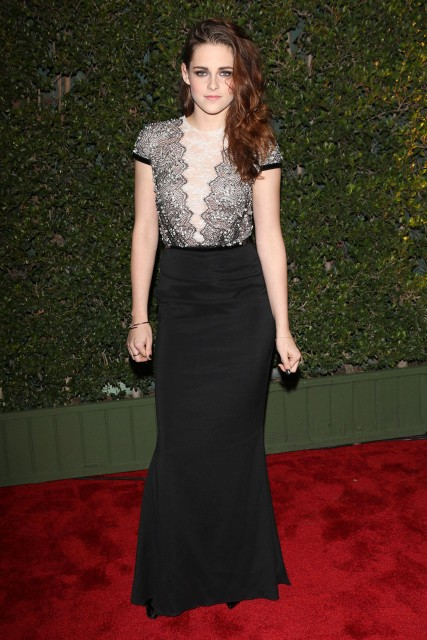 Kristen Stewart - 4th Annual Governors Awards - Celebrity Pictures - Marie Claire - Marie Claire UK