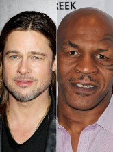 Brad Pitt - Mike Tyson - Celebrity Scandals - Marie Claire - Marie Claire UK