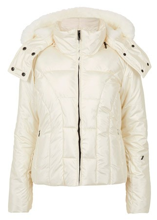 Topshop puffa jacket, &pound;90