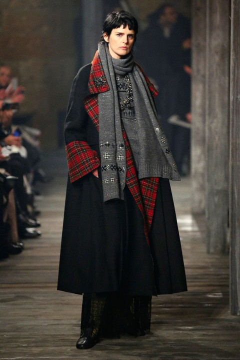Chanel - Metiers D'Art - 2012/2013 - Catwalk Shows - Marie Claire - Marie Claire UK