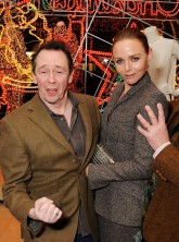 Stella McCartney switches on her store's Christmas 2012 lights in London