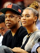 Beyonce - Jay-Z - Basketball game - Celebrity Pictures - Marie Claire - Marie Claire UK