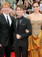 Emma watson daniel radcliffe rupert grint