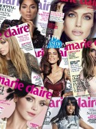 Marie Claire's 2012 Cover Stars