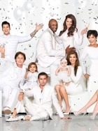 The Kardashians Christmas card