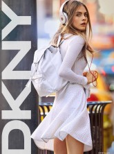 Cara Delevingne - DKNY - Spring 2013 ad campaign - Fashion News - Marie Claire - Marie Claire UK