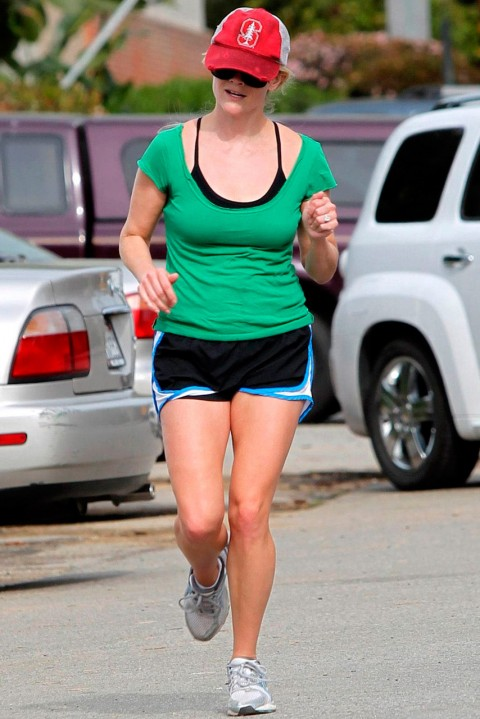 Reese Witherspoon - Celebrity workout secrets