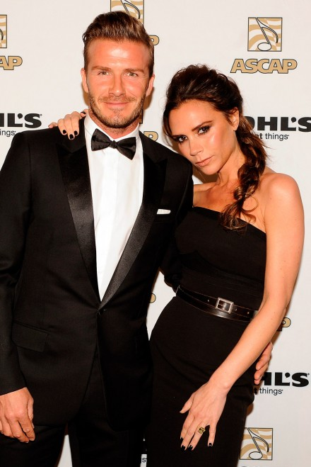 David Beckham's Christmas present to wife Victoria revealed