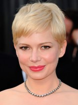 Michelle Williams - Short Hair