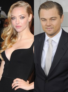 Amanda Seyfried Leonardo DiCaprio