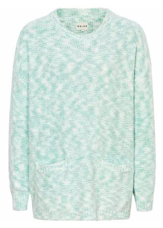 Reiss slouchy jumper, Was £125, Now £62
