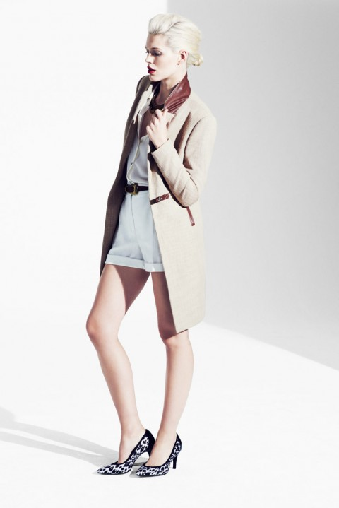 Marks & Spencer Spring/Summer 2013 Lookbook