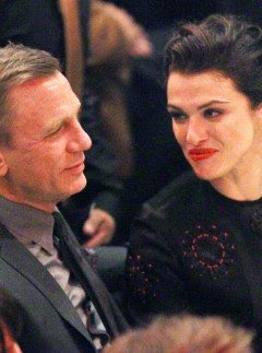 Rachel Weisz and Daniel Craig 