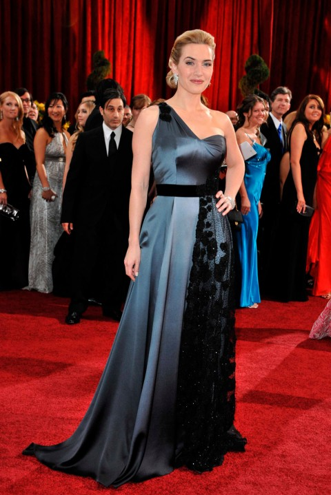 Kate Winslet - most iconic red carpet dresses of all time