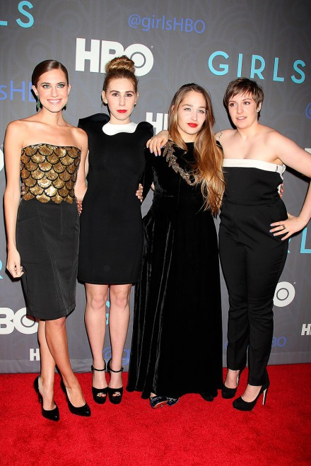 Girls Series 2 premiere in New York