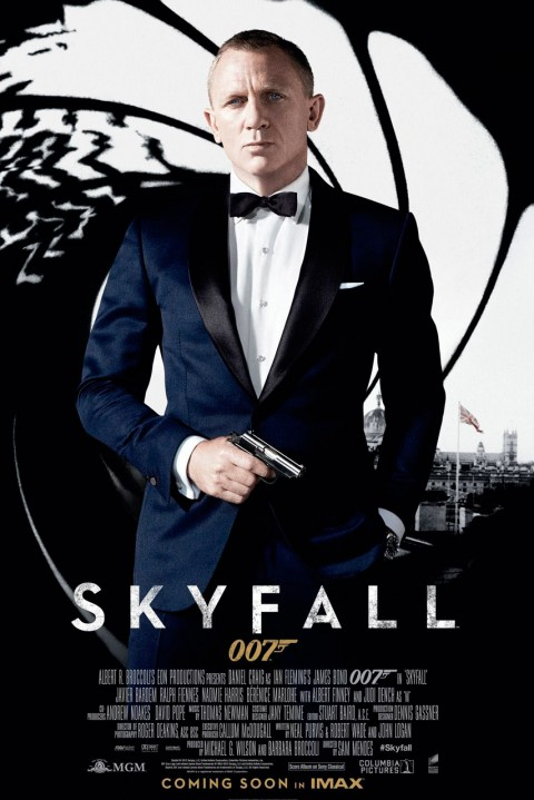 Skyfall - Oscar Nominations 2013