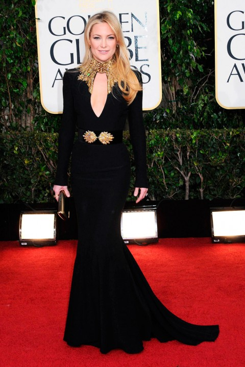 Kate Hudson - Golden Globes 2013