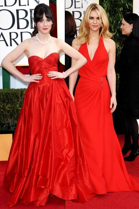 Golden Globes 2013: Top trends