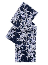 Whistles Orchid Print Scarf