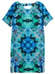 Monki printed dress