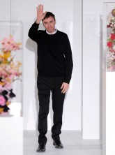 Dior designer Raf Simons to collaborate with Adidas