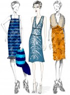 Miuccia Prada releases sketches of Great Gatsby costume designs