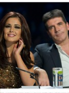 Simon Cowell Cheryl Cole
