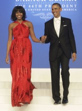 Michelle Obama's inauguration style 2013