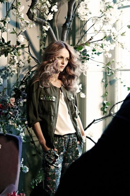Vanessa Paradis H&M Conscious