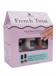 Jessica French Twist nail set