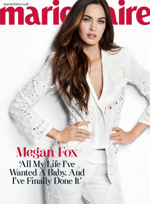 Megan Fox for March Marie Claire - March 2013- UK