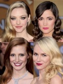 Screen Actors Guild Awards 2013 Beauty Moments