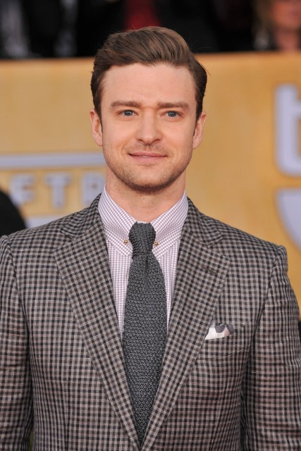 Justin Timberlake and Tom Ford team up