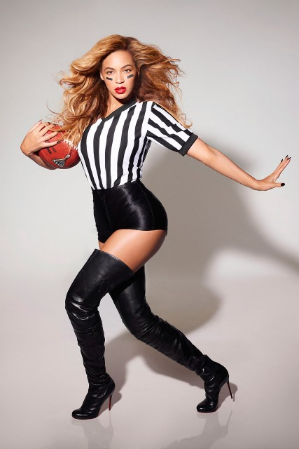Beyonce Knowles Super Bowl