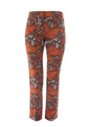 Zeynep Tosun's Marble Print Trousers