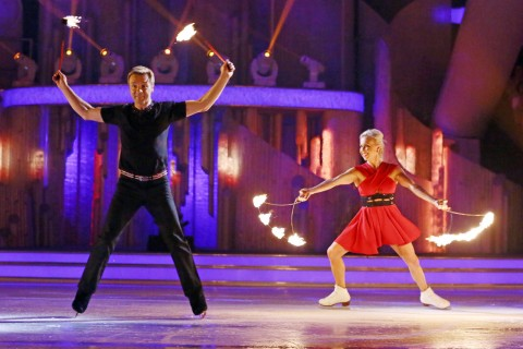 Dancing on Ice 2013 - Marie Claire UK